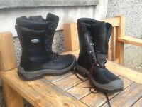 Diablo safety boots size 9 - (43 )