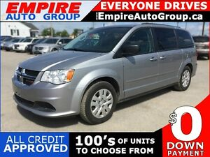 2014 DODGE GRAND CARAVAN SE * 1 OWNER * POWER GROUP