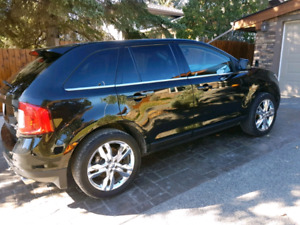 2011 FORD EDGE LIMITED STUNNING Ceramic Coating New Glass full