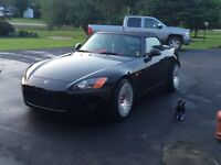 2000 Honda S2000 (Feeler add)