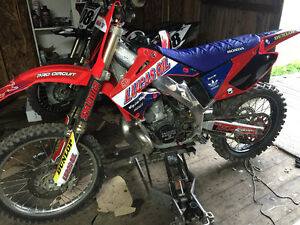 cr 250 2002 for sale !