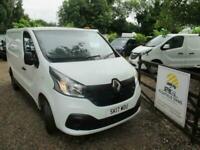 2017 Renault Trafic 1.6dCi E6 SL27 120 Business+ NO VAT, AIR CON 122K