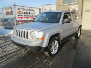 Jeep Patriot 4WD,NORTH,AUTOMATIQUE,4 CYLINDRE,ÉCONOMIQUE, 2011