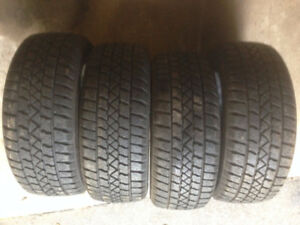 Arctic Claw winter tires 195/55 R15