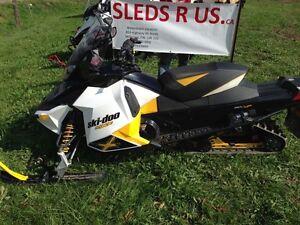 2011 Ski-Doo MXZ X 800 ETEC Snowmobile