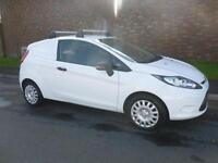 2012 Ford FIESTA 1.4 TDCI Van Manual Small Van