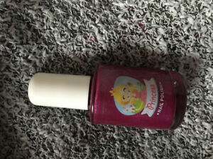 Brand new suncoat girl nail polish water based