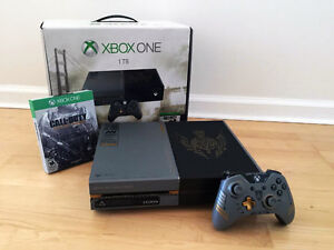 MINT CONDITION XBOX ONE 1TB