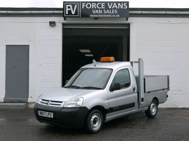 citroen berlingo 1 6hdi pick up flat bed dropside small car derived daily van in didcot. Black Bedroom Furniture Sets. Home Design Ideas