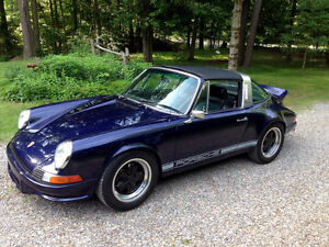 1973 Porsche 911 T-V RoW Sportomatic (Reduced Price)