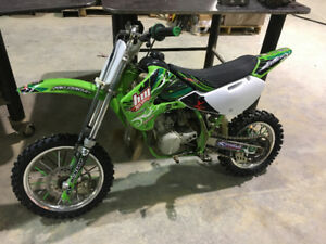 2002 Kawasaki KX65 for Sale or Trade