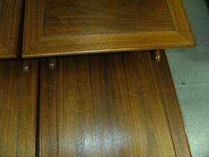 WALNUT COFFEE TABLE & END TABLE SET BY LANE Peterborough Peterborough Area image 10