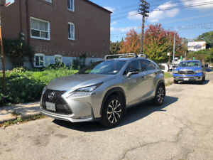 2017 Lexus NX 200t F-Sport Series 2 LEASE TAKEOVER ($592.10/mth)