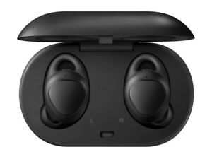 Samsung Gear IconX In-Ear Truly Wireless Headphones - Black2018