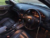 BMW 318 E46 2001 year
