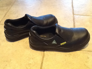 Slip-on Safety and Work Shoes