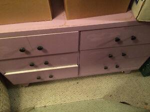 Day bed. Wrought Iron style. & dresser for girls room Edmonton Edmonton Area image 6