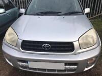 Toyota RAV-4 Vx VVT-I PETROL MANUAL 2003/03