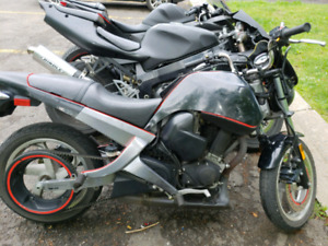 Looking for Buell Blast parts