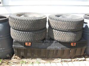 Bridgestone Blizzaks 17 inch