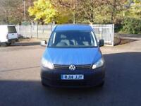 Volkswagen Caddy 1.6 Tdi 102Ps Startline Van DIESEL MANUAL BLUE (2014)
