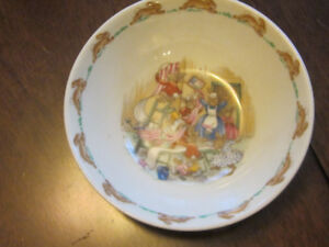 Royal Doulton Bunnykins Fine Bone China Dishes