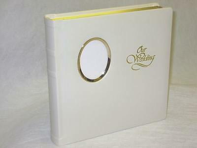 Professional 10x10 ivory Wedding Photo Album With 30 Mats  (Engraving Available)