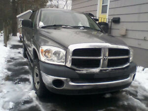 2008 Dodge Ram HEMI 5.7 Quad Cab 4x4, (2000.00 Invested)