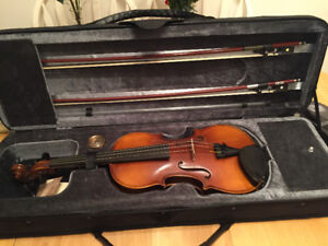 ARS Music Handcrafted Violin, Adult size