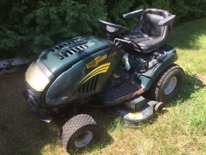 20hp Mastercraft lawn tractor and snowblower