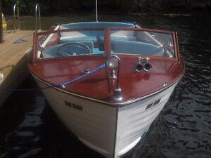 Vintage Boat - 1956 Jafco Seamaster