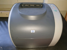 Laser Printer Hp Color 2550Ln - not used for a long time