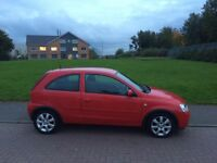 2005 VAUXHALL CORSA 1.L BREEZE / MAY PX OR SWAP