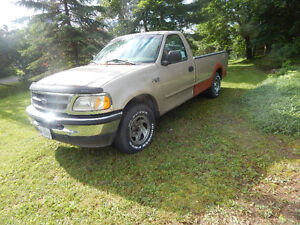 1998 Ford F-150 Pickup Truck  -  SOLD  PPU