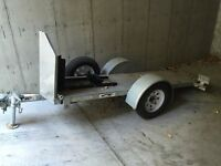 Single  motorcycle trailer $1750.00 !!