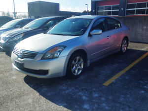 2008 Nissan Altima SL | CERTIFIED or AS-IS