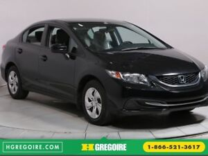 2015 Honda Civic LX AUTO A/C SIEGES CHAUFFANT BLUETOOTH