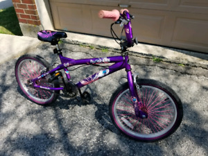 Children's BMX style bicycle