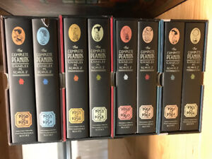 Complete Peanuts Collection 1950-1966