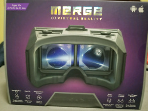 Merge VR Goggles + Merge Holographic Cube