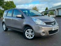 2010 Nissan Note 1.5 dCi Acenta 5dr MPV Diesel Manual