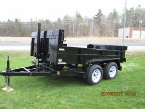 3.5 ton dump trailer