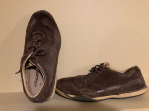 Rockport Men's Leather Casual Sneakers - Size 10.5