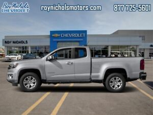 2017 Chevrolet Colorado LT  - Bluetooth -  MyLink - $241.05 B/W