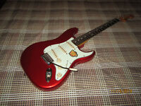 Classic Vibe 60's Version Stratocaster By Fender