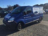 Mobile valeting business and van/ swop/ swap/ sale