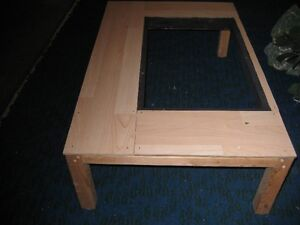 Incomplete COFFEE TABLE PROJECT