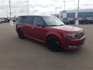 2017 Ford Flex Limited w/EcoBoostFULLY LOADED, LEATHER, MULTI PA