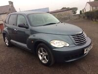 2007 Chrysler Pt Cruiser Classic 2.2 crd Diesel / low miles / trade in accepted