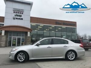 2012 Hyundai Genesis Sedan   ACCIDENT FREE, LOCAL TRADE, HEATED